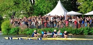 Spannende Rennen auf dem Werdersee wie auf dem Archoivfoto wird es auch am kommenden Wochenende zu sehen geben. Kommen und Zuschauen wird sich lohnen!